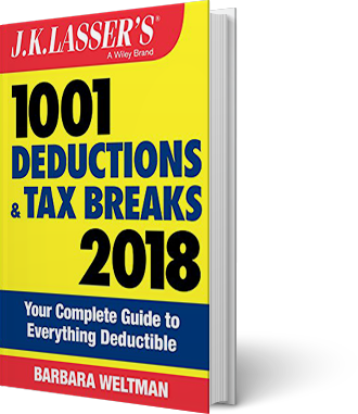 J.K. Lasser's 1001 Deductions & Tax Breaks 2018