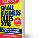 J.K. Lassers Small Business Taxes 2018