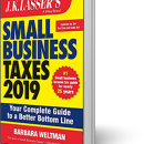 Book - JK Lasser's Small Business Taxes 2019
