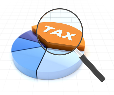 © Ymgerman | Dreamstime.com - Analyse Your Tax Photo