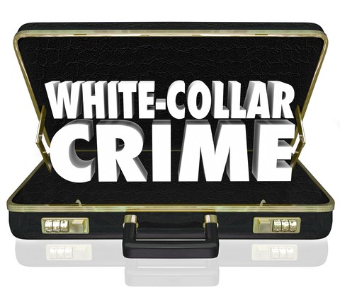 © Iqoncept | Dreamstime.com - White Collar Crime 3d Words Briefcase Embezzle Fraud Theft Photo