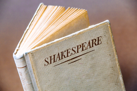 © Jasa   Dreamstime.com - An Old Book By Shakespeare Photo
