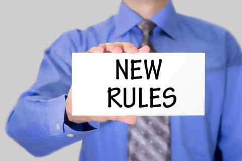 © Aquarius83men | Dreamstime.com - New Rules Photo