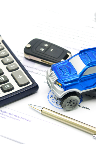 © Mranucha | Dreamstime.com - Buy Sell Rent A Car For Business Concept. Photo