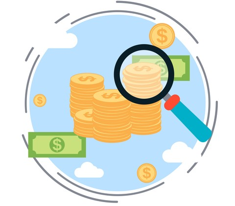 © Marvinjk | Dreamstime.com - Financial Analysis, Investment Control, Business Monitoring, Funds Search Concept Photo