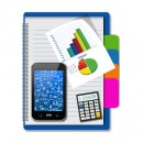 © Sak111 | Dreamstime.com - Smartphone With Graphs And Calculator On Notebook,creative Busin Photo
