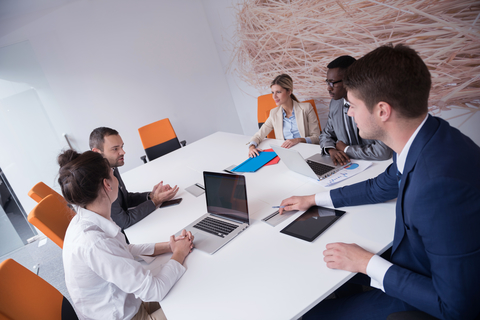 © .shock | Dreamstime.com - Business People Group At Office Photo