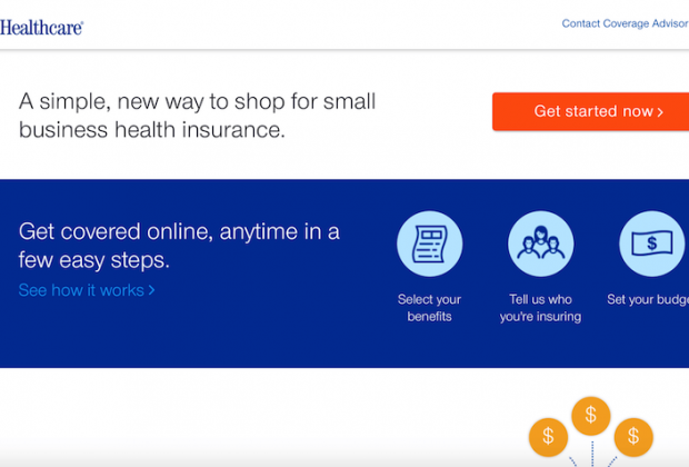 United Healthcare Online Shopping for Small Business