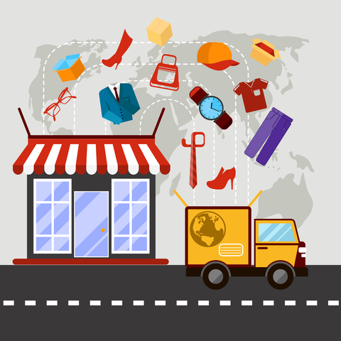"© Topgeek | Dreamstime.com - <a href=""https://www.dreamstime.com/stock-illustration-online-store-delivery-service-concept-shopping-internet-market-transportation-buying-process-image53049460#res2965056"">Online Store With Delivery Service Concept Photo</a>"