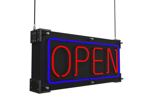 "© Nerthuz | Dreamstime.com - <a href=""https://www.dreamstime.com/royalty-free-stock-photos-neon-open-sign-image33382808#res2965056"">Neon Open Sign Photo</a>"