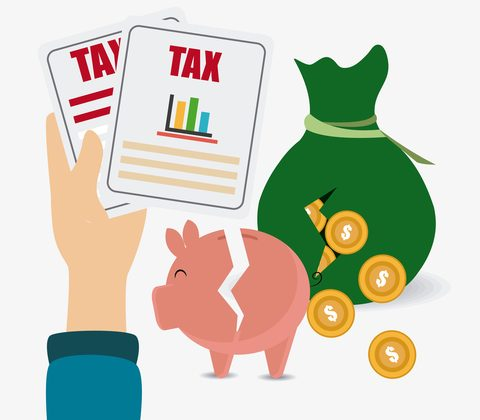 © Gstudioimagen | Dreamstime.com - Taxes Design. Photo