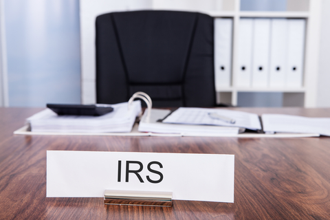 Settling up with the IRS