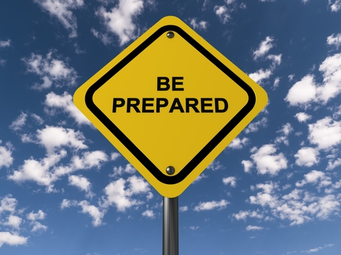 Living with Murphys Law - Be Prepared