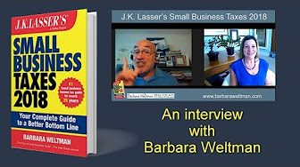 Book Interview with Barbara Weltman