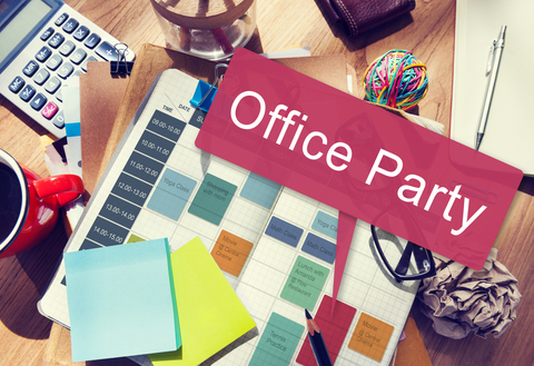 Planning an Office Holiday Party