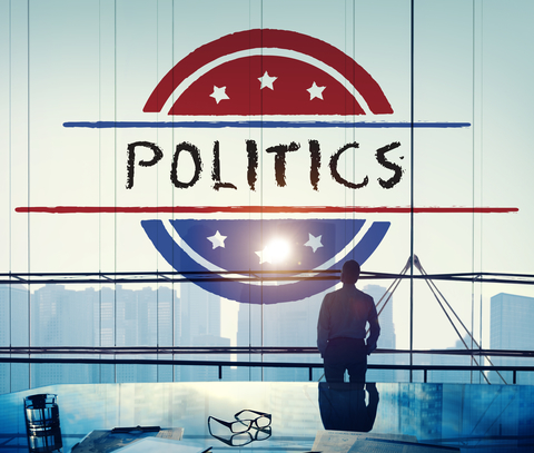 Office Politics versus Politics in the Office