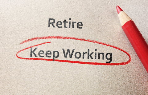 Working Past Retirement Age - It's a Good Thing