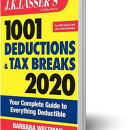 1001-deductions-tax-breaks-2020-barbara-weltman