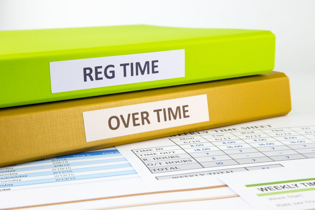 New Overtime Pay