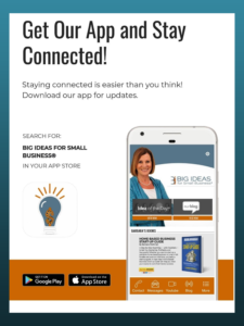 Big Ideas for Small Business's App