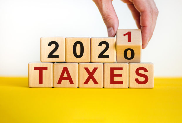 Tax Changes from COLAs for 2021