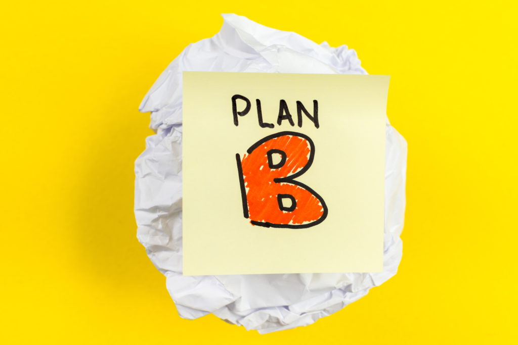 Crafting A Contingency Plan