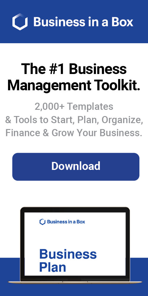 The #1 Business Management Toolkit – Download