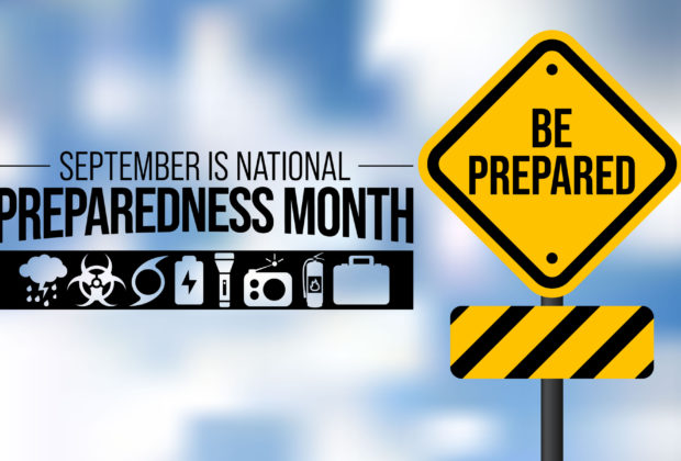 Be Prepared for Disasters and Emergencies