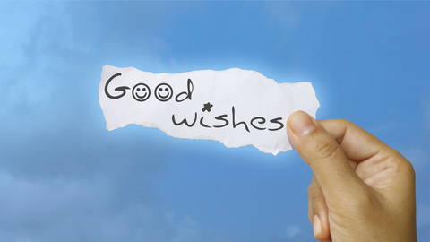 http://www.dreamstime.com/royalty-free-stock-images-good-wishes-message-concept-raster-format-image38740309
