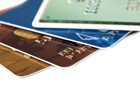 © Delstudio | Dreamstime.com - Collection Of Credit Cards Isolated On White Phot